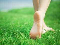 marcher pieds nus avec Shoette